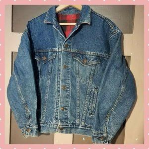 Vintage Men's Levi's Jean Trucker Jacket 38
